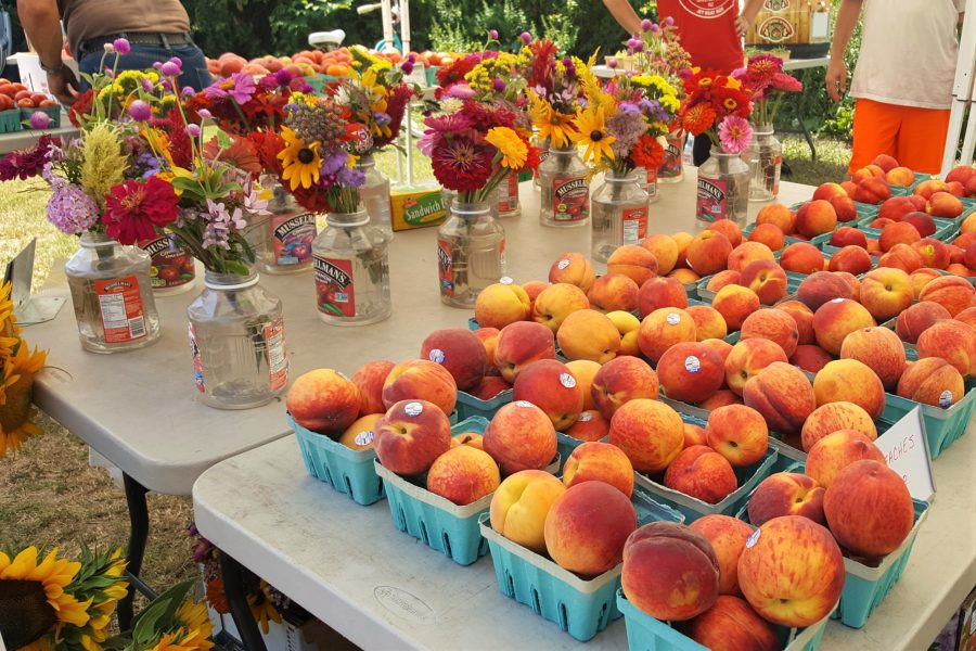 Farmers markets near AC