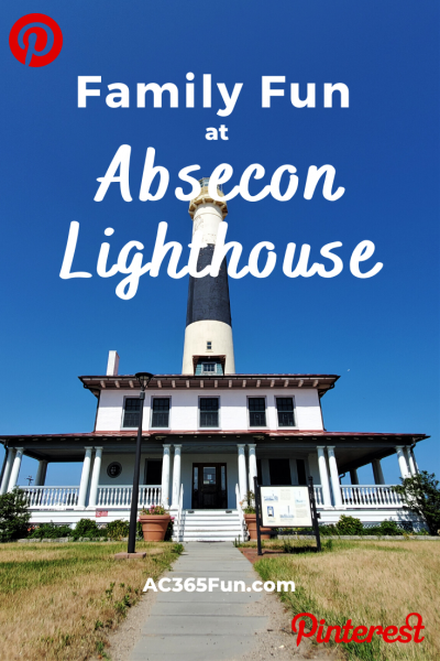 Family Fun at Absecon Lighthouse