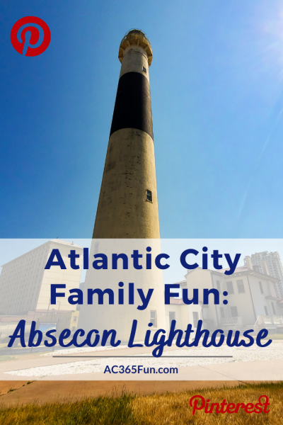 Absecon Lighthouse Pin