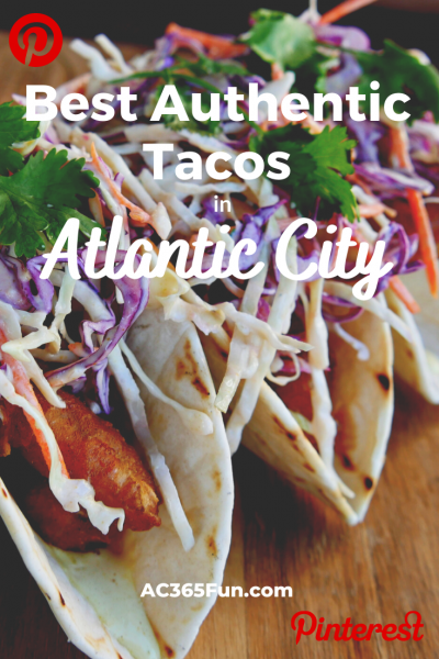 Best tacos in AC Pin