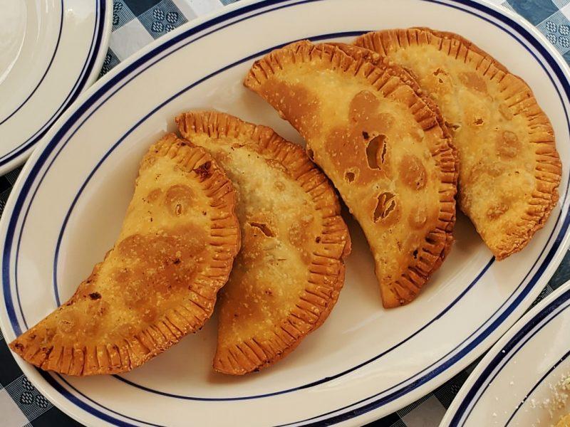 Rincon Catracho Empanada contest