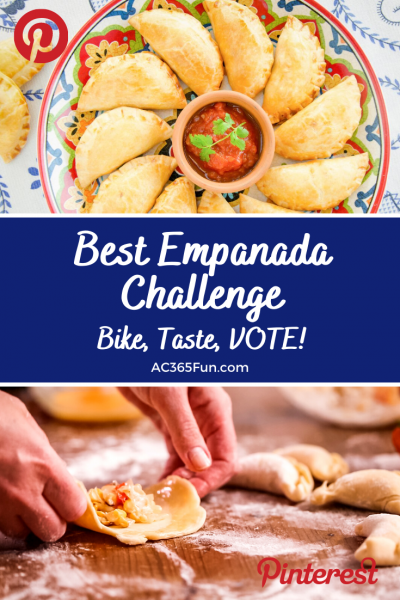 Chelsea Atlantic City Best empanada Challenge