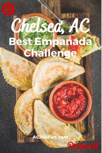 Atlantic City best empanada