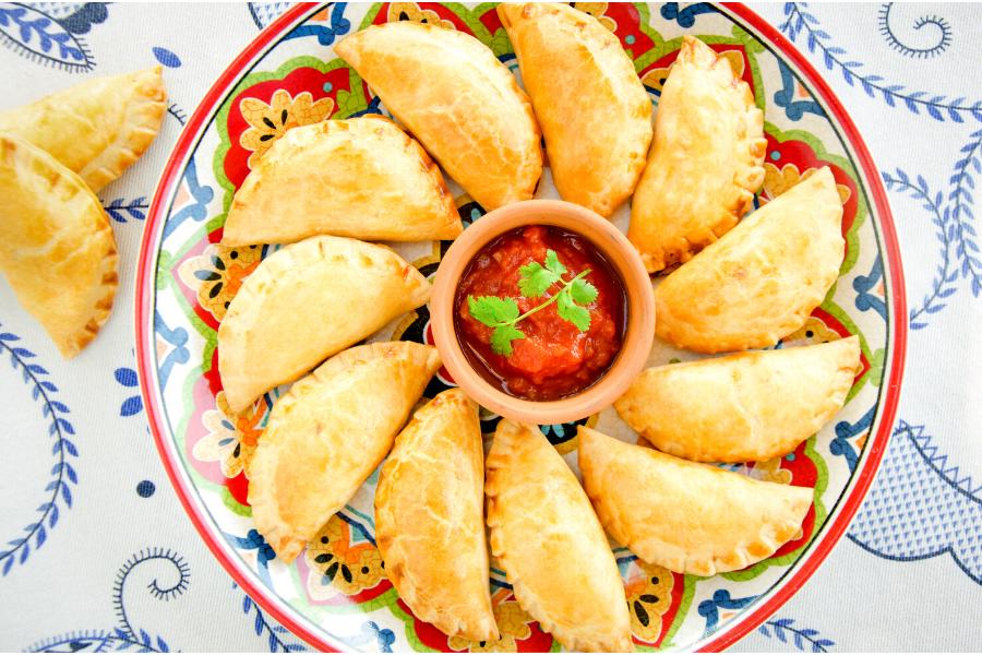 Chelse Empanada Challenge