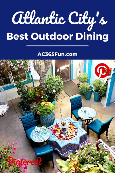 AC Outdoor Dining Pin