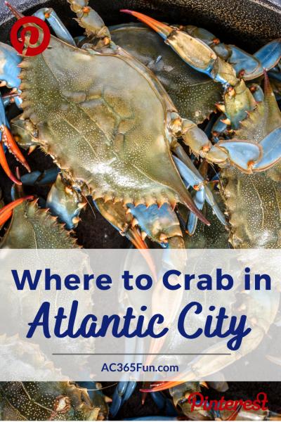 Crabbing near Atlantic City