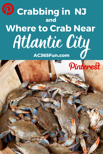 Where to crab in Atlantic city