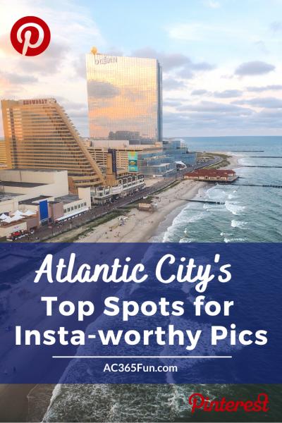 Instagrammable spots in AC