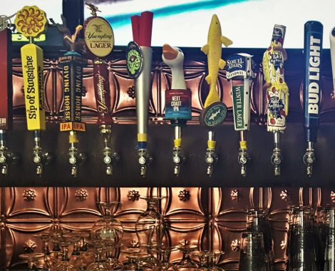 On tap at Tennessee Avenue Beer Hall